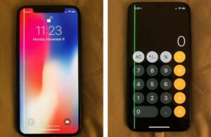 Cách khắc phục màn hình iPhone X bị lỗi