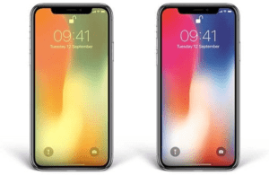 Cách khắc phục màn hình iPhone X bị ám vàng
