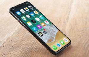 Cách sửa màn hình iPhone X bị đen