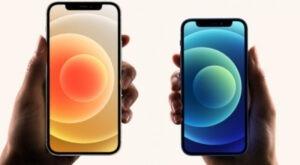 Màn hình iPhone 12 do Samsung và LG sản xuât