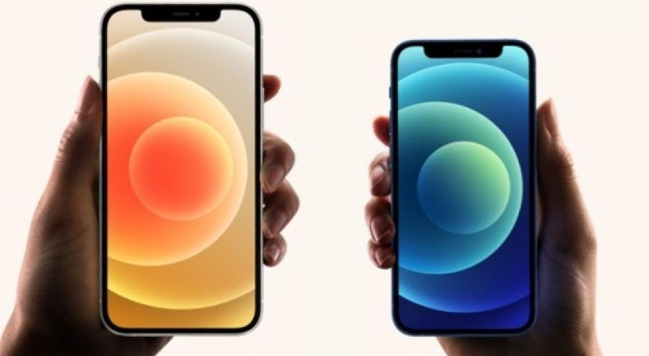 màn hình iphone 12 do samsung và lg sản xuất