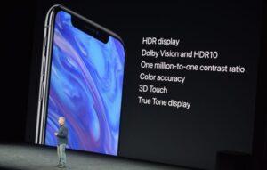 Màn hình iPhone X OLED có gì đặc biệt