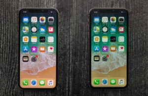 Màn hình iPhone X LCD thay thế cho màn hình OLED