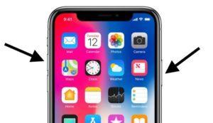 Bạn đang tìm cách chụp ảnh màn hình iPhone X