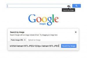 Cách tìm kiếm bằng hình ảnh khi sử dụng Goolge trên Smartphone