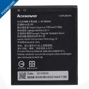 Thay Pin Lenovo A1000