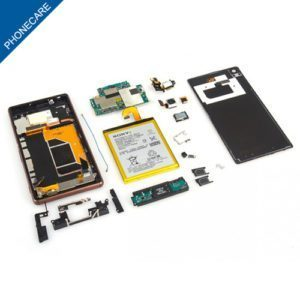 Sửa Sony Xperia Xz